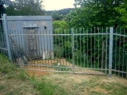 Brána 06-realizace byla provedena pro firmu Apleg