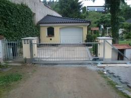 Brána 19-realizace Spešov