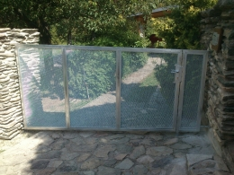 Brána 20-realizace Holešín