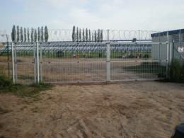 Brána 05-realizace byla provedena pro firmu Apleg