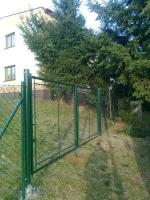 Brána 08-realizace byla provedena pro firmu Apleg